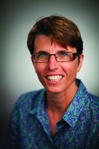 St Thomas's Principal, Rita Petersen